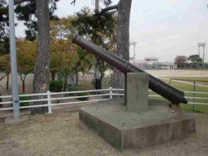 桑名城へ行ってきました。